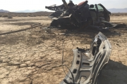 UltimateGraveyard: LootCrate & RocketJump - Exploded Car